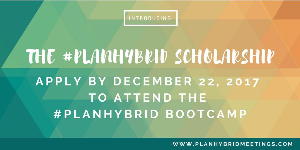 PlanHybrid Scholarship
